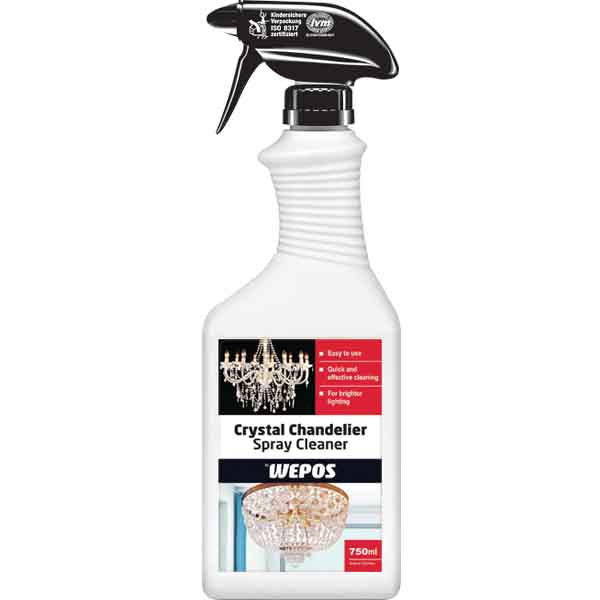 Chandelier Spray Cleaner