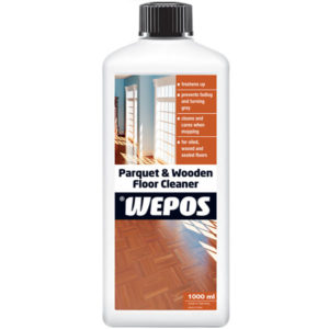 Parquet and Wooden Floor Cleaner