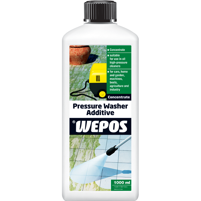 Pressure Washer additive