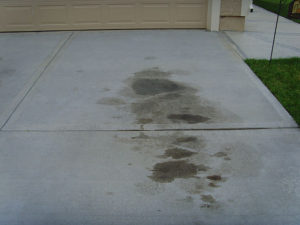 Hi-Glitz How to Clean Oil Stain from your Garage and Driveway