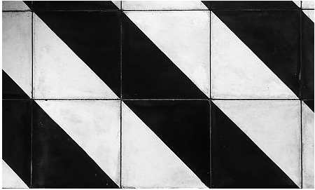 black-white-tile