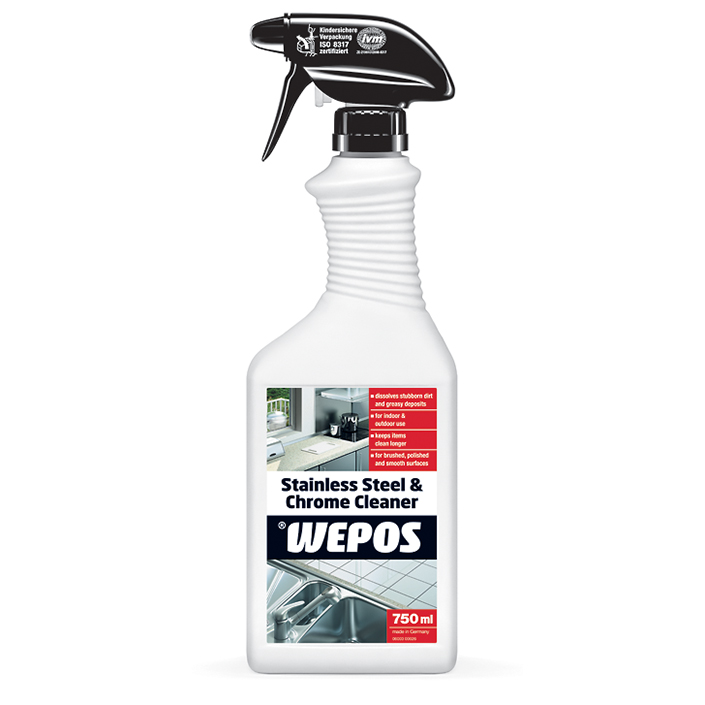 stainless steel cleaner   Chrome cleaner and polish for rims, motorcycle