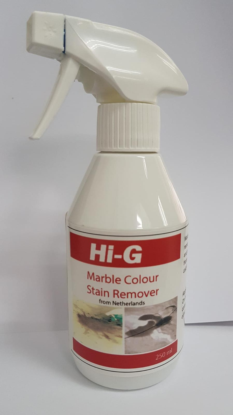 Hi-G Marble Colour Stain Remover 250ml