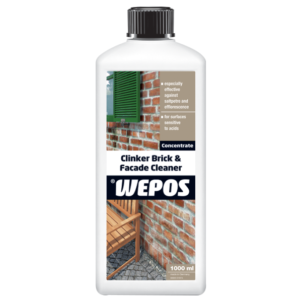 Clinker Brick and Facade Cleaner