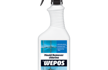 mould remover chlorine